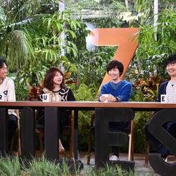スタジオトーク(写真提供:関西テレビ)