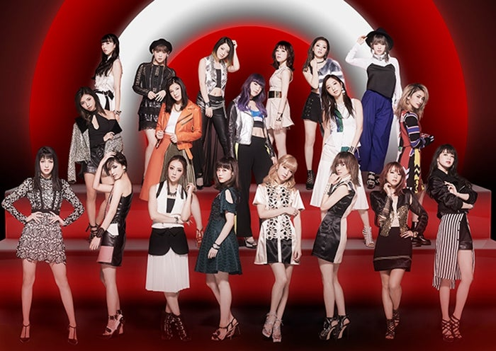 E-girls (画像提供:所属事務所)