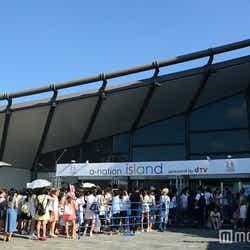 「Girls Summer Festival by GirlsAward」外観(C)モデルプレス