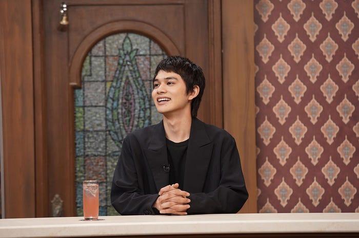 北村匠海(C)NHK