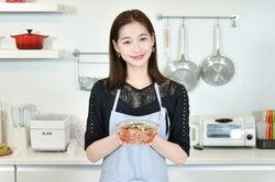谷川りさこ、-13kgダイエット成功のレシピ動画公開 SNS映えのテクも