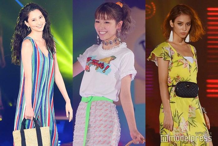 「GirlsAward」×「モデルプレス」ランウェイの模様を動画で配信<パート2>(C)モデルプレス