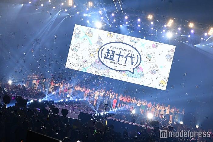 「超十代 - ULTRA TEENS FES - 2018@TOKYO」会場の模様 (C)モデルプレス