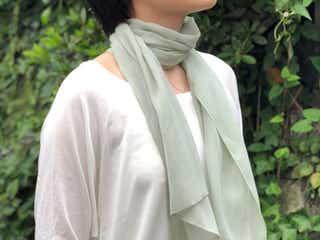 抗菌&消臭作用で夏も快適♡竹から作られる布のストールやマスクに注目