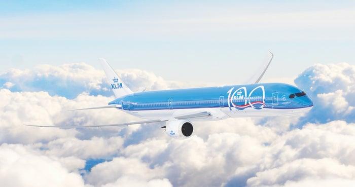画像提供:KLMオランダ航空