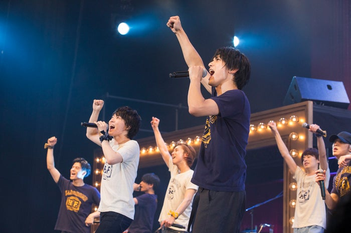 『HANDSOME FESTIVAL 2016』より(提供写真)