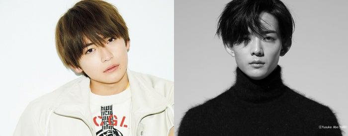 (左)高橋文哉(提供写真)、(右)竜星涼(C)Yusuke Abe(YARD)