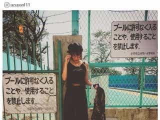 """小泉梓、産後ダイエットの経過を報告 独自の""""体型維持""""方法も明かす"""