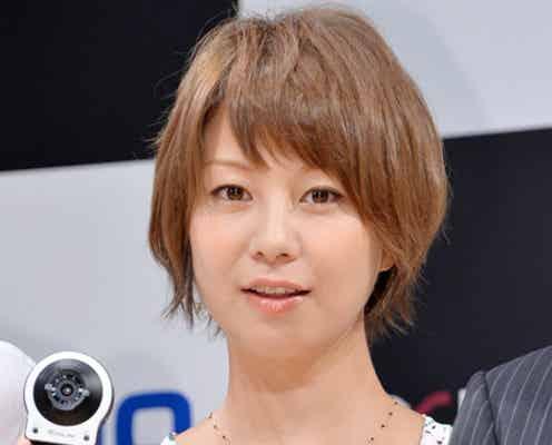 田中美保、夫の試合を観戦 エピソードを語る