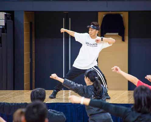 EXILE USA「R.Y.U.S.E.I.」「Choo Choo TRAIN」の振り付け指導 ダンスへの思い語る