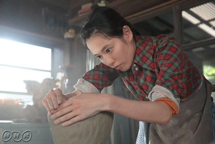 戸田恵梨香(C)NHK
