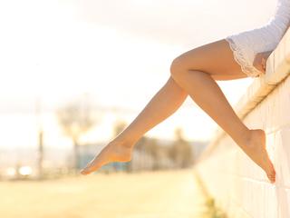 足の脂肪を落とす簡単エクササイズ!予防法もあわせて伝授!
