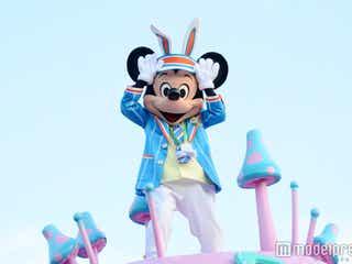 ディズニー、春パレードリニューアル 3年目は新要素いっぱい<詳細レポ/写真特集>