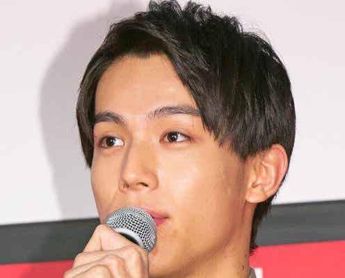 中川大志、初めてのキスシーンはド緊張「目を閉じたらいいのか…誰も教えてくれない」
