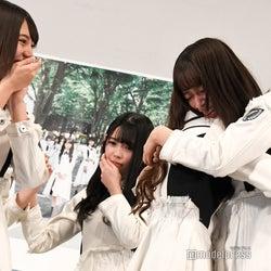 """けやき坂46、単独CDシングルデビュー決定 重大発表""""5つ""""+サプライズ"""