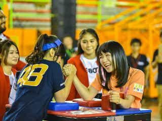 AKB48川本紗矢、交換留学を開始 JKT48ステフィは初AKB48劇場へ