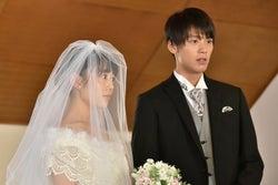 (左から)高畑充希、竹内涼真(C)日本テレビ