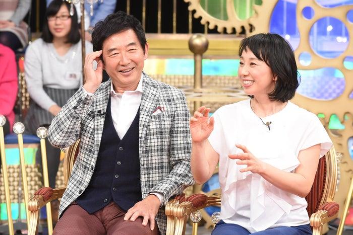 """石田純一&東尾理子の""""複雑すぎる""""家系図とは(C)日本テレビ"""