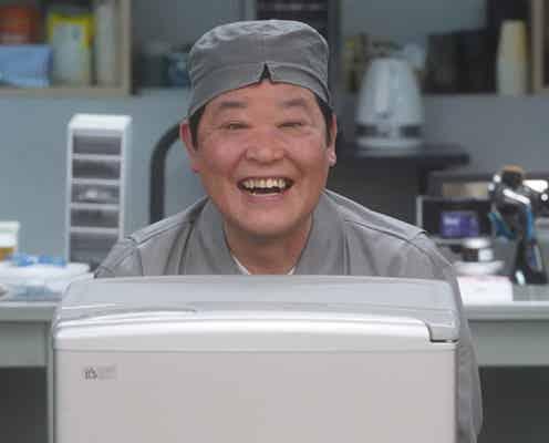 上島竜兵、4度目の月9出演「調子乗っちゃった」