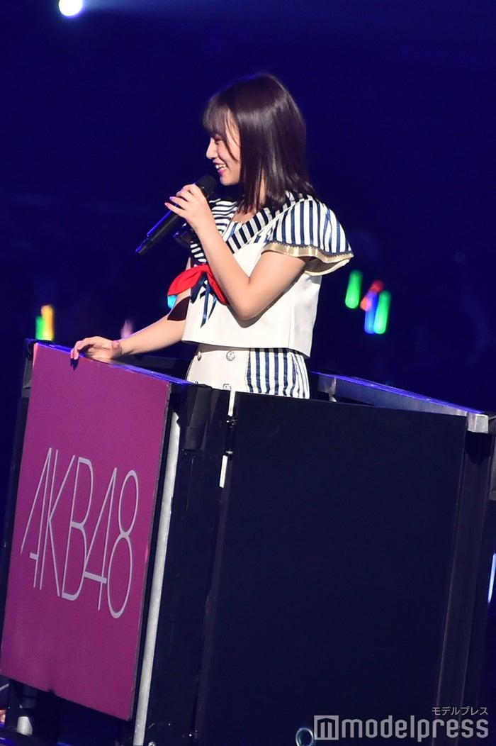 朝長美桜/「AKB48 53rdシングル 世界選抜総選挙」AKB48グループコンサート(C)モデルプレス
