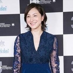 広末涼子、日本人女優初の快挙「本当に光栄」
