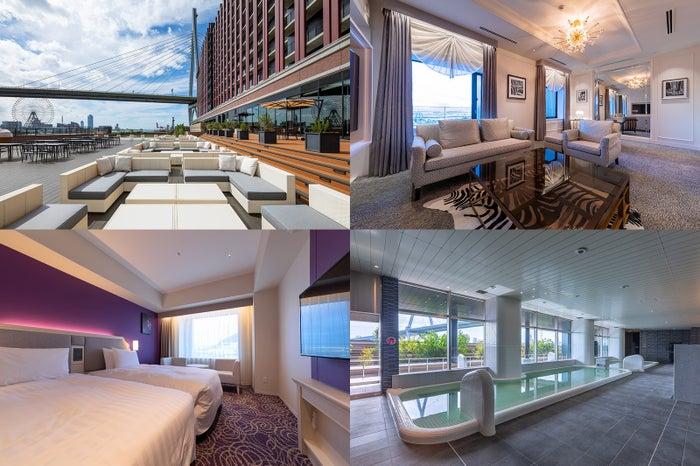 リーベルホテル アット ユニバーサル・スタジオ・ジャパン(C)LIBER HOTEL AT UNIVERSAL STUDIOS JAPAN