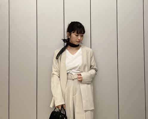 セットアップ美人♡ 【GU】の「ベルテッドシリーズ」は絶対買い!