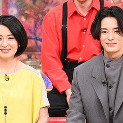 塩野瑛久&檀れいが『沸騰ワード10』にゲスト出演!