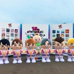関ジャニ∞、5大ドームツアー開幕 通算動員数1000万人超えへ