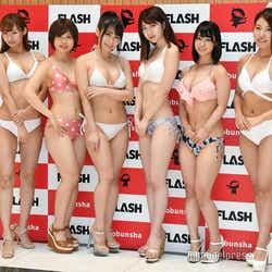 「ミスFLASH2020」候補者 (C)モデルプレス