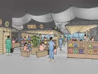 【関西初】1日中楽しめる!『大津温泉 おふろcafe びわこ座』が11月20日オープン