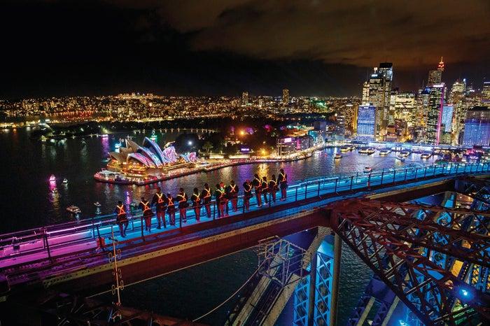 地上134mからの景色は感動もの/Destination NSW