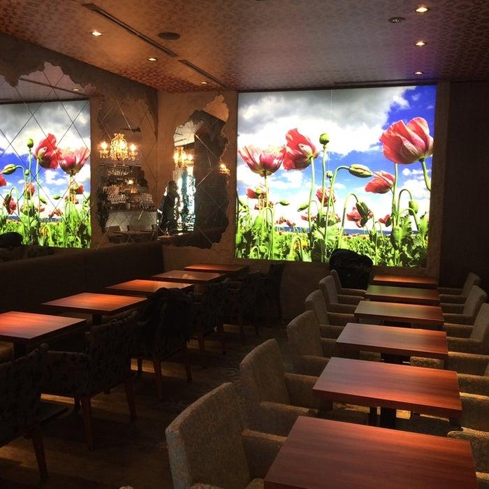 「六本木カフェ」内装/画像提供:イシン・ホテルズ・グループ