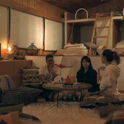 まや、愛大、優衣、りさこ「TERRACE HOUSE OPENING NEW DOORS」46th WEEK(C)フジテレビ/イースト・エンタテインメント