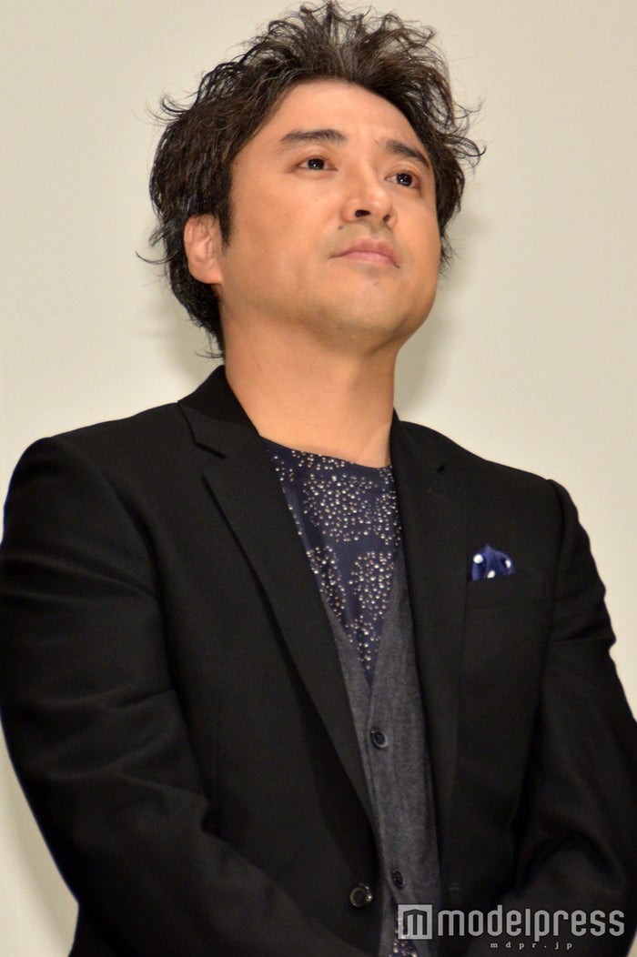 ムロツヨシ(C)モデルプレス