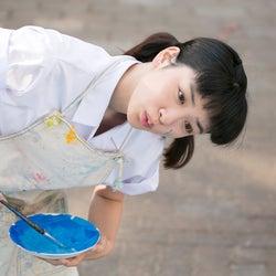 永野芽郁「半分、青い。」いよいよスタート「存在しているだけで魅力的」なヒロインができるまで…佐藤健とのほっこりエピソードも<インタビュー>
