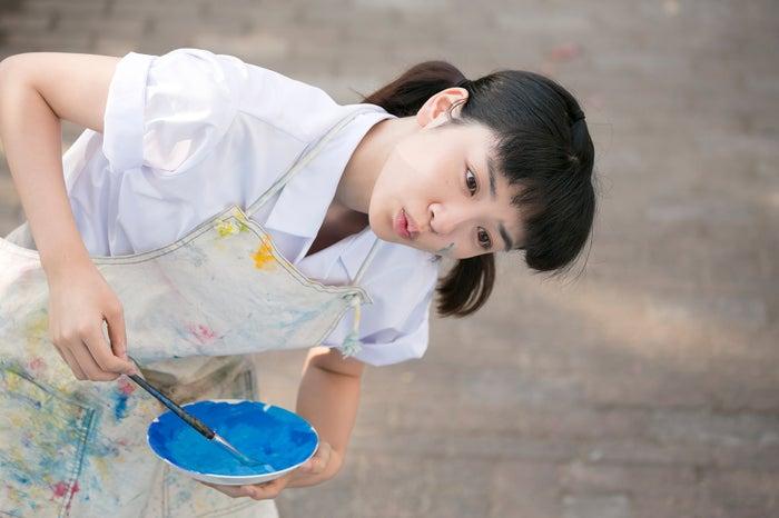 永野芽郁/「半分、青い。」より(C)NHK