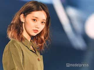 江野沢愛美、SEXYワンピで大人の色気<TGC SHIZUOKA 2019>