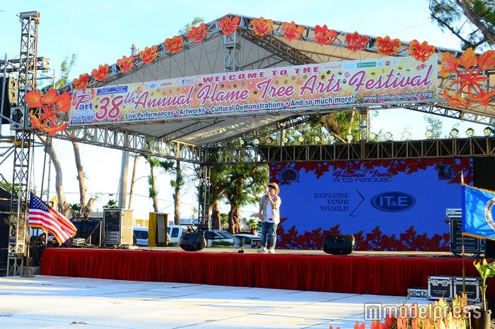 #MYMARIANAS パラダイスフェスティバルコンサート(C)ビューティーガール