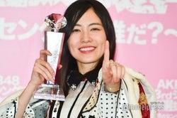 モデルプレス - SKE48松井珠理奈、センター復活 長期休養中の思いを明かす