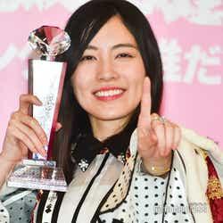 松井珠理奈/「第10回AKB48世界選抜総選挙」より(C)モデルプレス