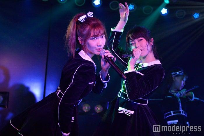 柏木由紀、横山由依/AKB48「サムネイル」公演(C)モデルプレス