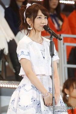 柏木由紀、今年の順位は?「直接触れ合える場所をなくしたくない」<コメント全文/第6回AKB48選抜総選挙>