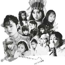 モデルプレス - 欅坂46、ラッキーモチーフで普段と異なる新たな魅力