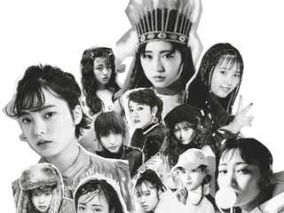 欅坂46、ラッキーモチーフで普段と異なる新たな魅力