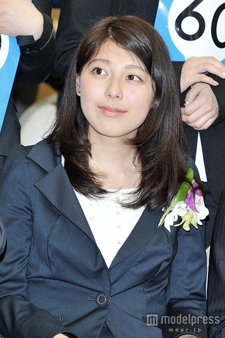 上村彩子アナウンサー
