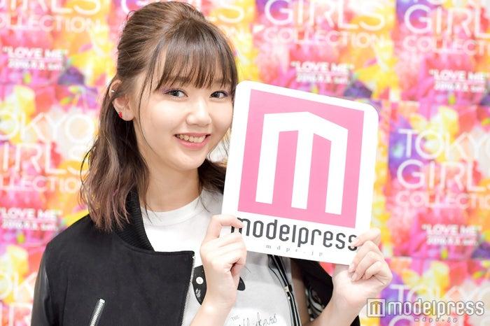 モデルプレスのインタビューに応じた、江野沢愛美(C)モデルプレス