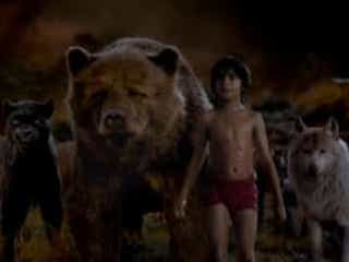 ディズニー実写版『ジャングル・ブック』地上波初放送!トイ・ストーリー短編もノーカットで