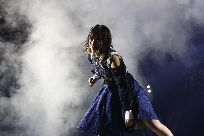 北野日奈子/乃木坂46「アンダーライブ全国ツアー2018 ~関東シリーズ~」(提供写真)