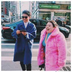 モデルプレス - ピース綾部祐二が「誰よりもニューヨーカーだった」 渡辺直美が再会報告